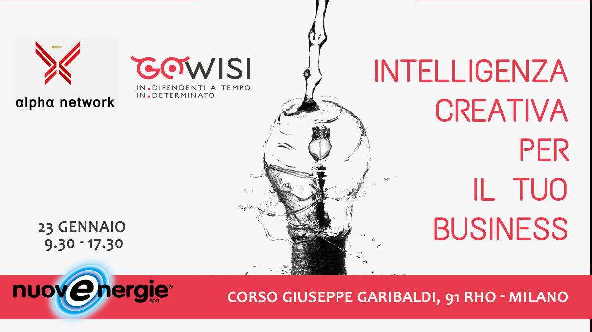 Intelligenza creativa per il tuo business