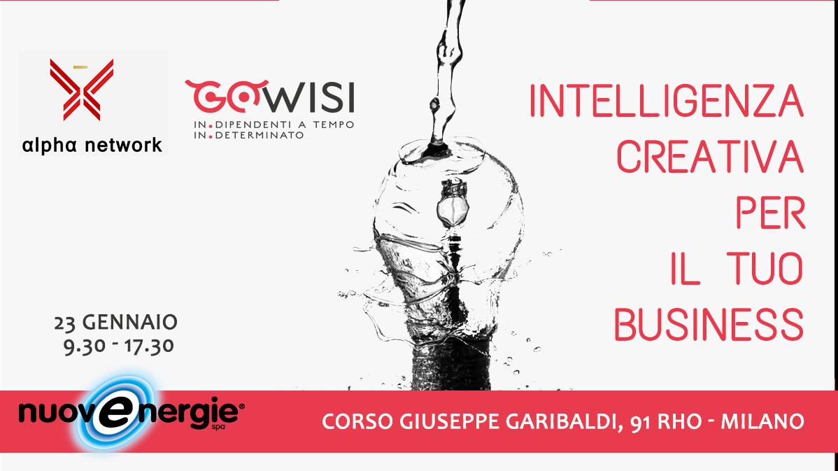 Intelligenza creativa per il tuo business